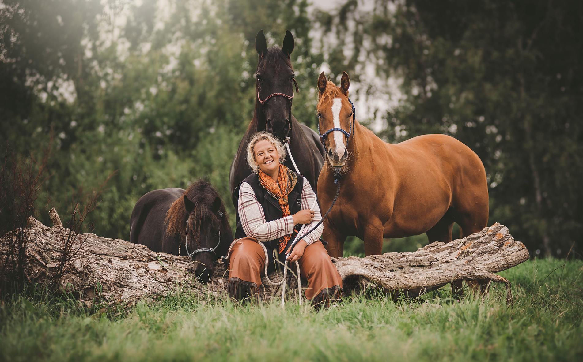 Horsemanship kurser tilbydes på Sjælland